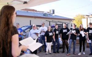 Sing Along Loveland World Singing Day 2016