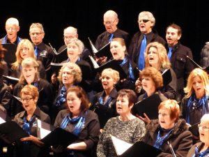 World Singing Day Launceston, Tasmania, Australia