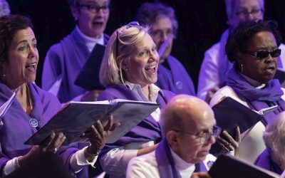 Chorus Impact Study – Yes, singing is good for you!